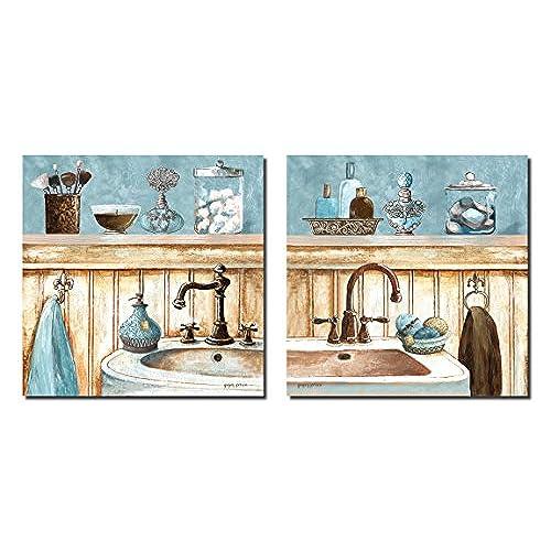 Bathroom frames decor for Bathroom decor frames