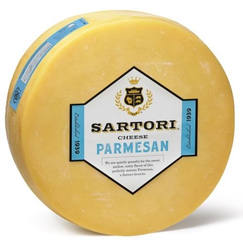 Sartori Classic Parmesan Cheese Wheel, 20 Pound -- 1 each. by Sartori