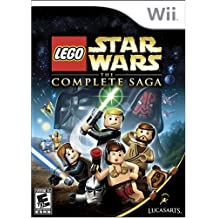 Lego Star Wars: The Complete Saga - Wii
