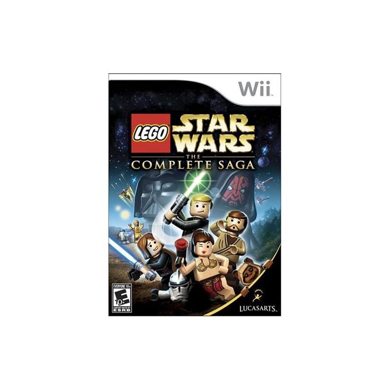 Lego Star Wars: The Complete Saga - Nintendo Wii