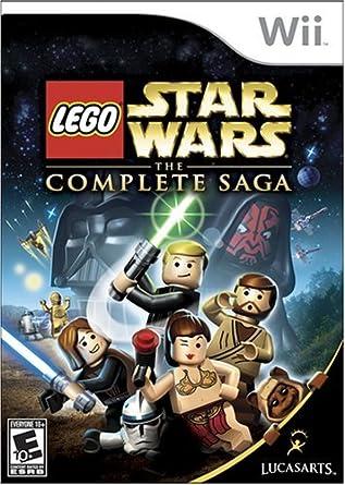 LucasArts LEGO Star Wars - Juego (Wii, ESP, Nintendo Wii, Acción, E10 + (Everyone 10 +)): Amazon.es: Videojuegos