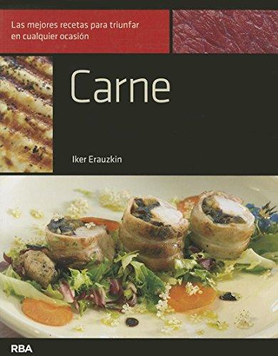 Carne (Cocina Mejor Dia a Dia) (Spanish Edition) [Iker Erauzkin] (Tapa Blanda)