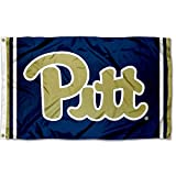College Flags and Banners Co. Pittsburgh Panthers Jersey Stripes Flag
