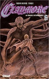 Claymore, tome 6 : La chasse interminable par Norihiro Yagi