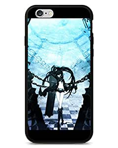 Design iPhone 5/5s Durable Tpu Case Cover Black Rock Shooter 6181977ZC616845362I5S Animation game phone case's Shop
