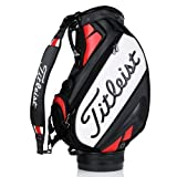 Titleist 2014 10.5 Staff Bag Black-Red