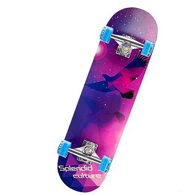 Roller Slide Street Surf Skateboard - 31-inch (Eagle Wings Edition) : Sports & Outdoors