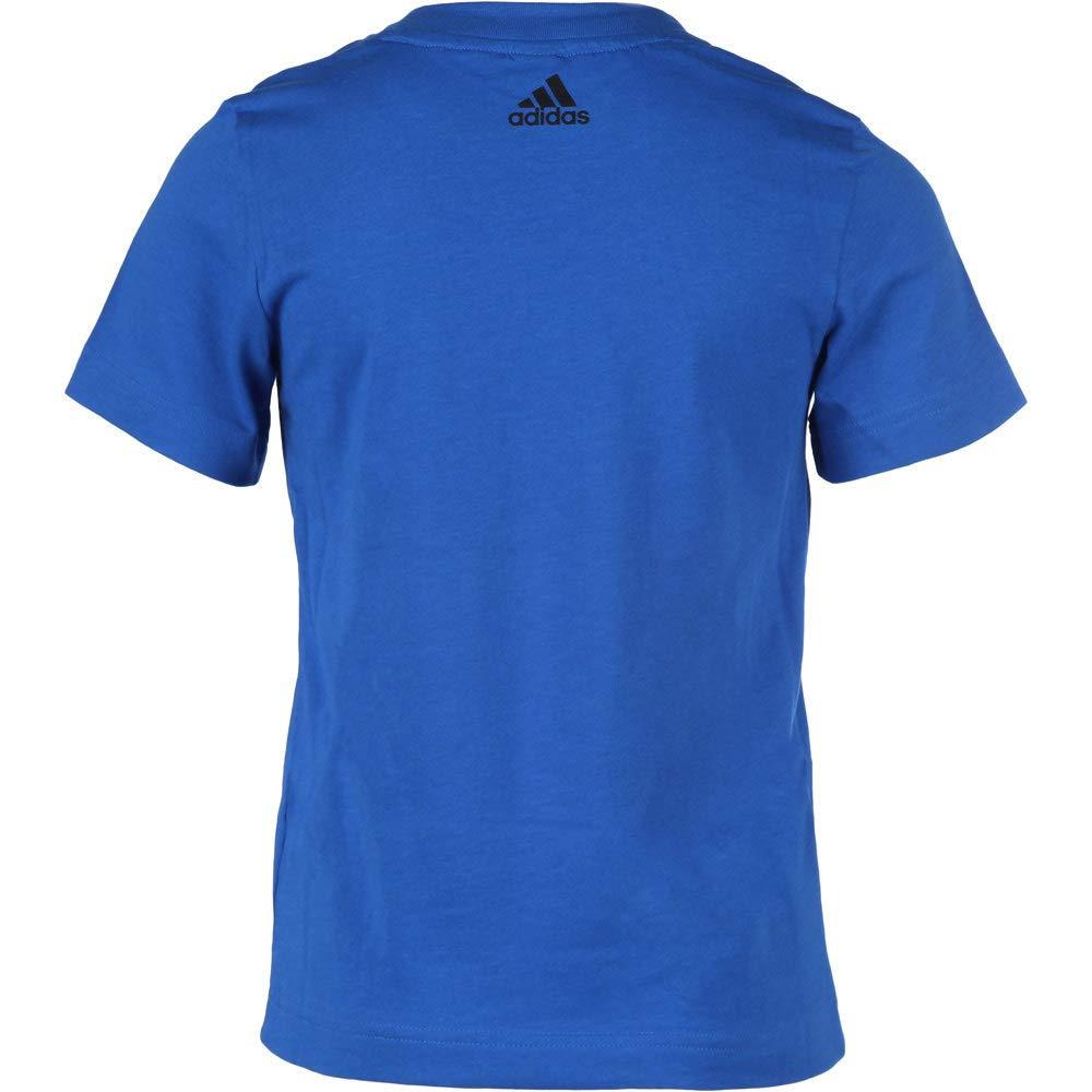 Adidas OSR YB Logo- Camiseta Casual para niños: Amazon.es: Deportes y aire libre