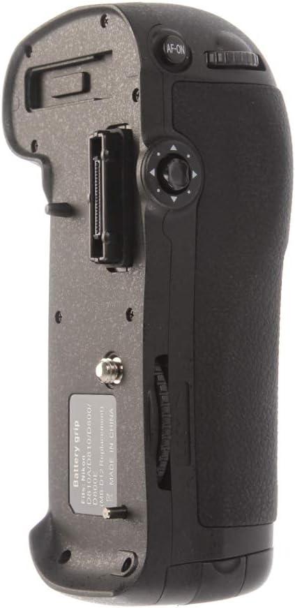 FocusFoto Pro Vertical Multi Power Battery Pack Grip Holder for Nikon D800 D800E D810E D810 DSLR Camera Replacement for MB-D12 EN-EL15