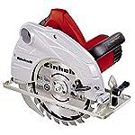 Einhell 4330937 TH-CS 1400 Sega Circolare Manuale, Rosso, 1400 W 513R3vS531L. SS150