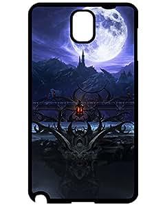 2227372ZA833998765NOTE3 Pop Culture Cute Phone cases Mortal Kombat X Game Stage Samsung Galaxy Note 3