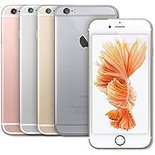 Apple iPhone 6S 64GB GSM Unlocked, Rose Gold (Certified Refurbished)