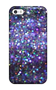 iphone 6 plus Cover Case - Eco-friendly Packaging(glittery Sparks )(3D PC Soft Case)