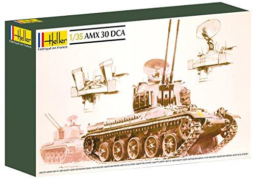 Heller - 81123 - Maquette - Militaire - AMX30 Dca - Echelle 1/35