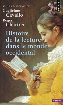 Histoire de la lecture dans le monde occidental par Cavallo