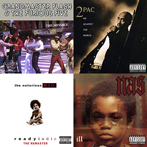 Hip-Hop Classics (Old-school-hip-hop-gang)