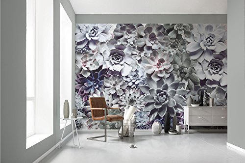 8-962 Modern Shades Wall Mural, Green