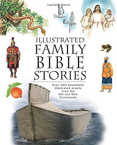 Download Illustrated Family Bible Stories pdf epub