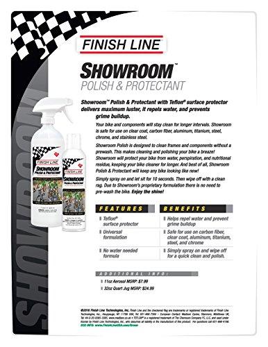 Finish Line Showroom Polish & Protectant