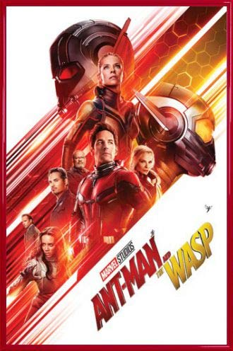 1art1 Ant-Man Póster con Marco (Plástico) - and The Wasp ...