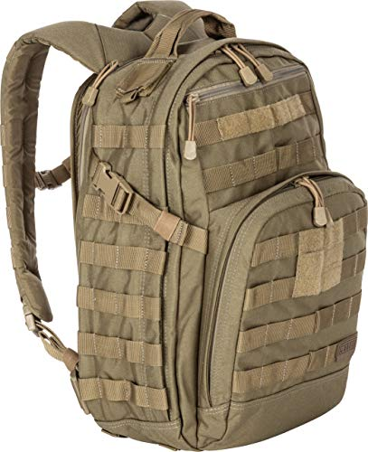 5.11Tactical  RUSH12 Military Backpack, Molle Bag Rucksack, used for sale  Delivered anywhere in USA