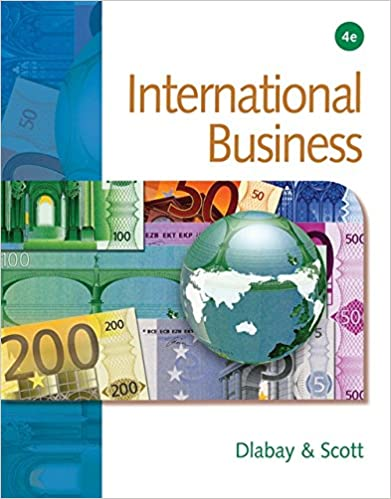 International Business (DECA): Les Dlabay, James Calvert Scott