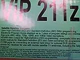 DISH NETWORK VIP 211Z HDTV SATELLITE RECEIVER ''Prod. Type: Automotive/RV''