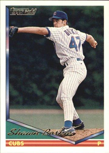(1994 Topps Gold Baseball Card #177 Shawn Boskie Near Mint/Mint)