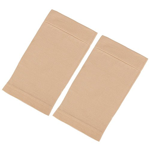 (Beauty7 Tan Tattoo Cover Up Sleeve Arm Thigh Jacket Concealer UV Protection (1PC, 330~370mm Top))