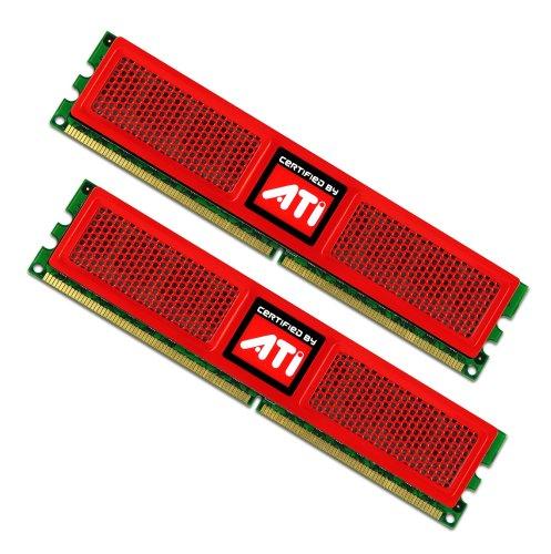 OCZ Technology 2 GB (2 x 1GB) DDR2 800MHZ Dual Channel Kit (OCZ2A8002GK)