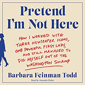 Pretend I'm Not Here Audiobook
