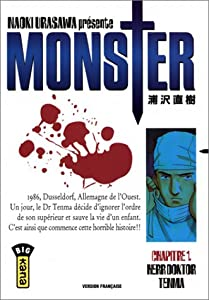 vignette de 'Monster n° 1<br /> Herr Doktor Tenma (Naoki Urasawa)'