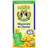 Annie's Homegrown Organic Classic Macaroni & Cheese 6 Ounce (Pack of 48)