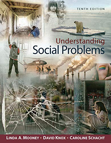 Top understanding social problems 10th edition mooney for 2019