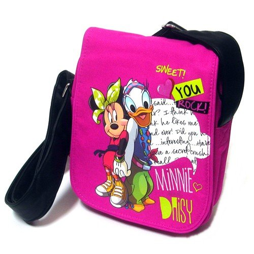 Minnie & Daisy Disney Tracolla