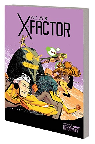 All-New X-Factor Volume 3: Axis (New Axis)