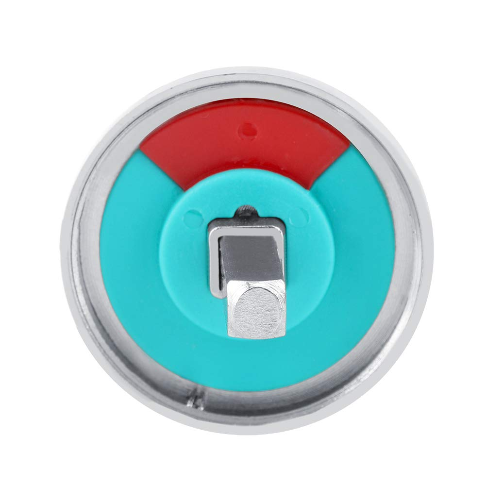 GLOGLOW Serratura della Serratura della Porta Indicatore di Privacy dedicato allUso del Bagno in Bagno