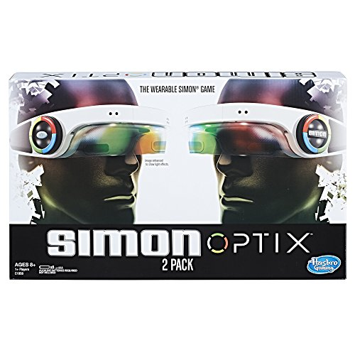 Hasbro Gaming Simon Optix Game 2 -