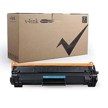Amazon.com: V4INK - Cartucho de tóner compatible con HP 48A ...