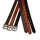 Derby Premium Quality Horse Stirrup Leathers Pair for English Saddles at Wholesale Price