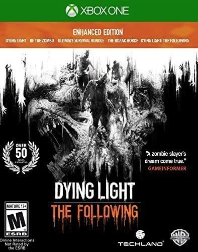 WB Games Dying Light: The Following - Enhanced Edition - Xbox One