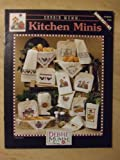 Kitchen Minis Cross Stitch