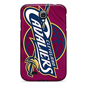 BGaston Case Cover For Galaxy S4 - Retailer Packaging Cleveland Cavaliers Protective Case