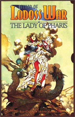 Record Of Lodoss War Lady Of Pharis Book 1 (Record of Lodoss War (Graphic Novels)) pdf epub