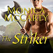 The Striker: Highland Guard Series #10  | Monica McCarty