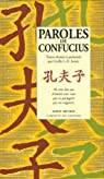 Paroles de Confucius par Confucius