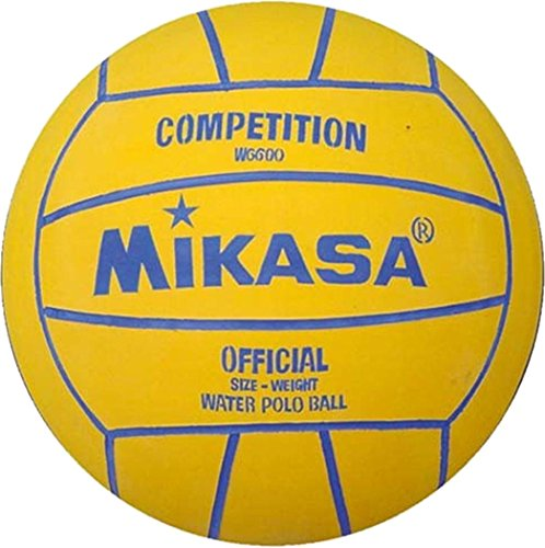 Mikasa Swim Pool Play Official Size/Weight Competition Water Polo Ball Size 4-5