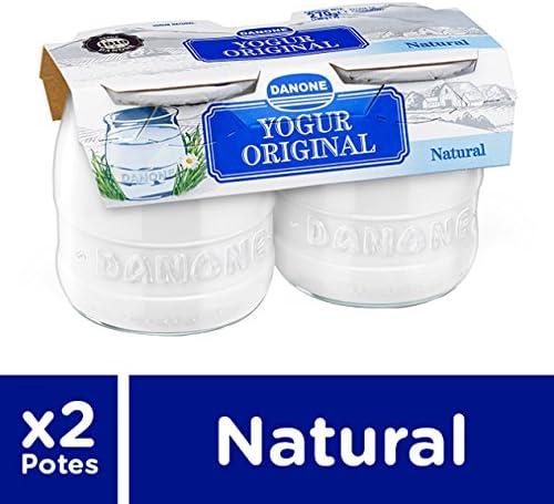 Danone Yogur Natural, 2 x 135g