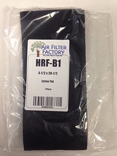 HRF-B1 Carbon HEPA Pre-Filter - Replaces Honeywell and VICS (1-Pack) By AFF