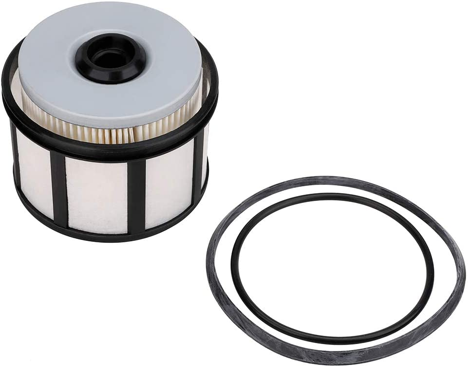 Amazon Com Fd 4596 Fuel Filter For 1999 2000 2001 2002 2003 Ford F250 F350 F450 F550 Super Duty Excursion 7 3l Powerstroke Diesel Fuel Filter Element 99 00 01 02 03 Replaces Ford Motorcraft Fd4596 F81z9n184aa Automotive